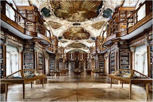 Las 9 Bibliotecas Más Sorprendentes Del Planeta Lareserva Com