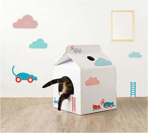 16 singulares casas para gatos la reserva - El gato en casa ...