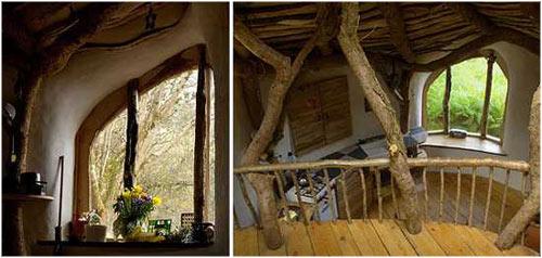 Tres exc ntricas casas de madera la reserva - Casas de madera minimalistas ...