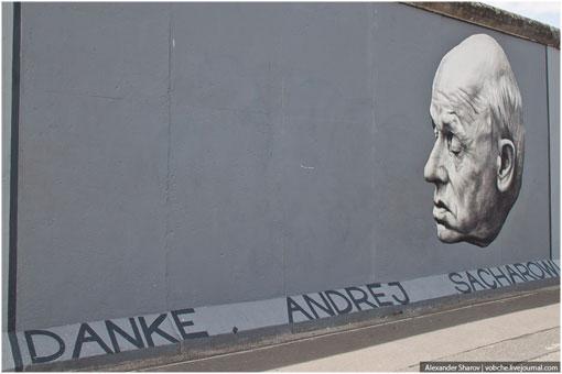 El muro de Berlín en la actualidad