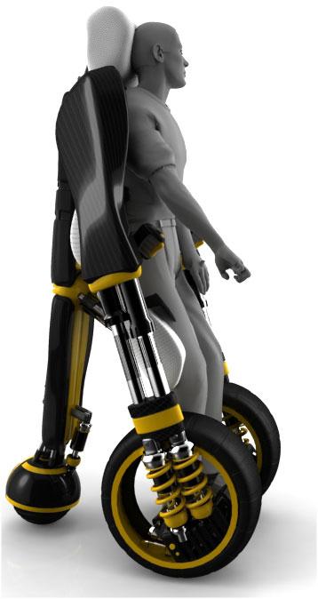 La silla de ruedas que se eleva la reserva - Ruedas para sillas de ruedas ...