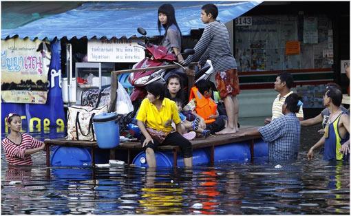 Personales tailandeses que datan de