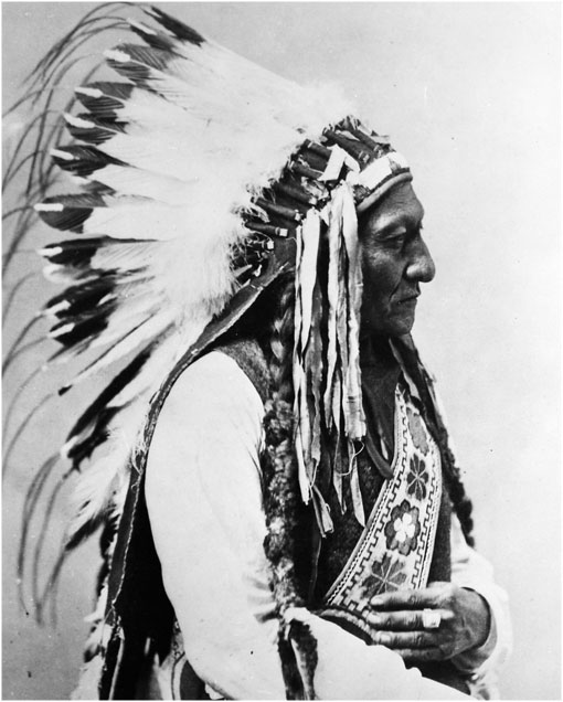los jefes indios m s famosos del lejano oeste tatanka iyotanka toro sentado la reserva. Black Bedroom Furniture Sets. Home Design Ideas