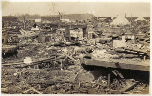 Los 10 desastres naturales mas extraos de la historia  La Reserva