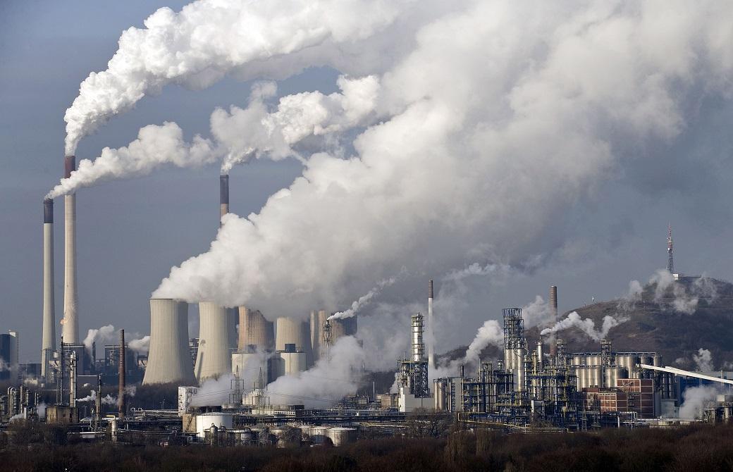 Resultado de imagen de La contaminación atmosférica