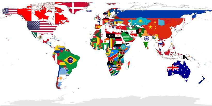 Cuantos Países Hay En El Mundo En 2020 Lareserva Com